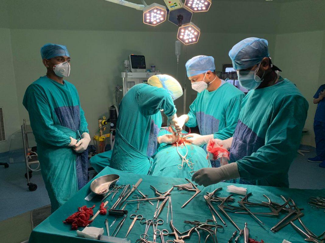 Best Knee Spine surgeon in Rajasthan